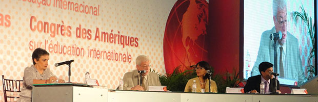 CAEI.  La internacionalización transversal en la educación superior
