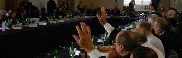 Plenario de Rectores en Mendoza