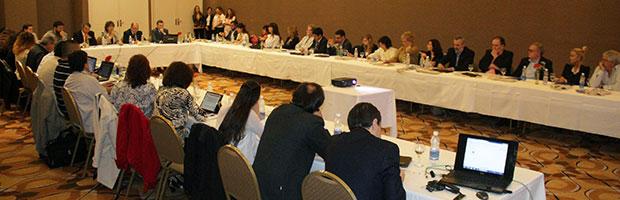 Reunión de la Comisión de Asuntos Internacionales y de la RedCIUN