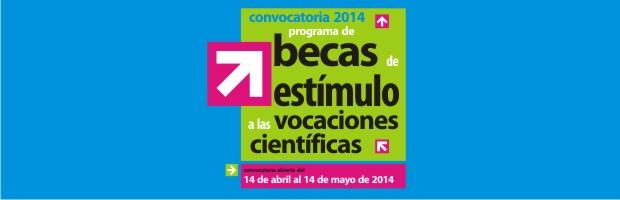 Becas EVC-CIN. Convocatoria 2014/2015
