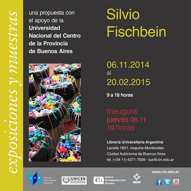 invitación-muestra-Silvio-Fischbein