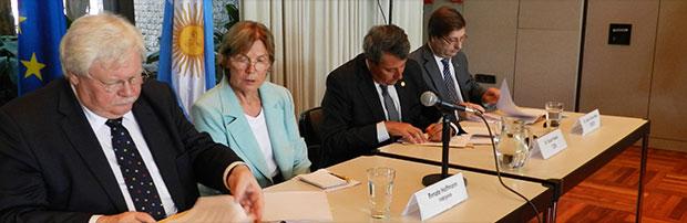 Convenio con conferencia de rectores alemana