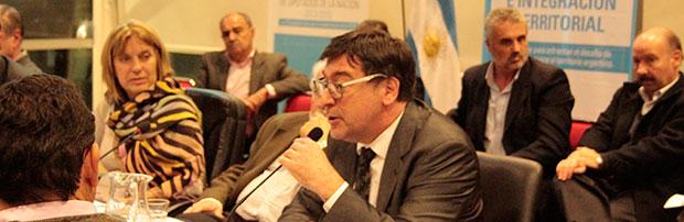 """Seminario nacional e internacional """"Ordenamiento e integración territorial"""""""
