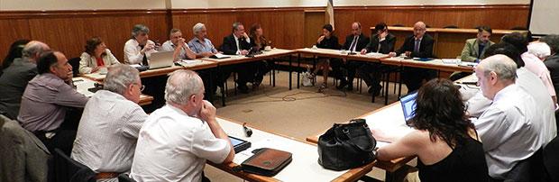 Última reunión del año del Comité Ejecutivo