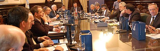 Reunión del Comité Ejecutivo del CIN en Córdoba