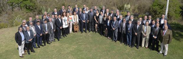 El 76° Plenario de Rectores del CIN se reunió en Jujuy
