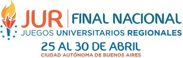 Instancia final de los Juegos Universitarios Regionales