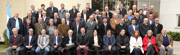 Plenario de Rectores extraordinario en la UNGS