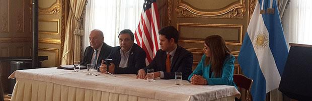Estrategias cooperativas e intercambio con Estados Unidos