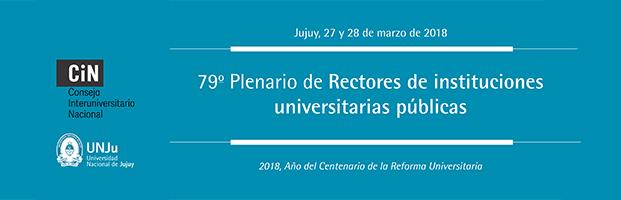 Los rectores se reunirán en Jujuy