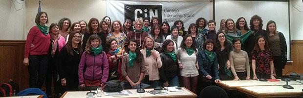 Primer encuentro de la Red Universitaria de Género