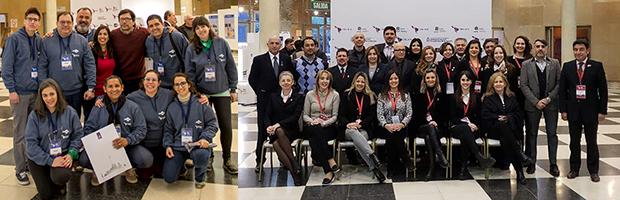 CRES 2018. Las universidades del CIN trabajaron en equipo