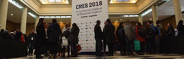 CRES 2018. La jornada académica inició con cuatro conferencias centrales
