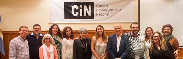 Asamblea ordinaria de la red de bibliotecas del CIN