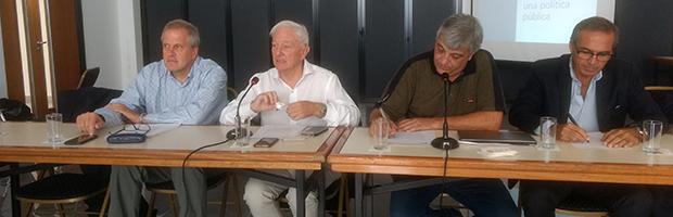 El Comité Ejecutivo se reunió con vistas al 81° Plenario de Rectores