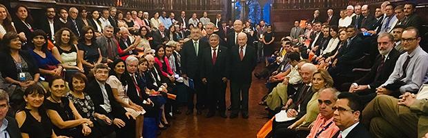 Encuentro post CRES 2018 en Lima