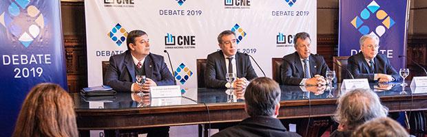 Las universidades públicas, escenarios de los debates presidenciales
