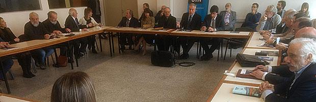 Congreso Interuniversitario Laudato Sí 2020. Desarrollo del primer encuentro preparatorio