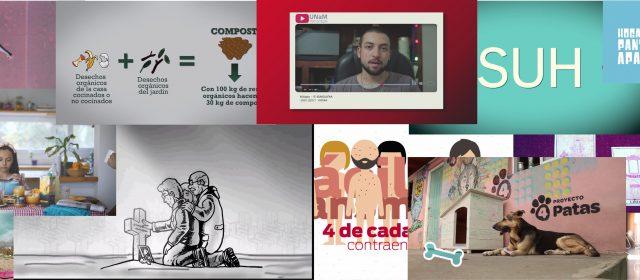Campañas de bien público MundoU 2019