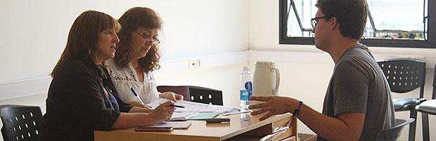 El CIN fue sede de la toma de exámenes del CELU