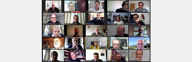 Reunión del Comité Ejecutivo de mayo