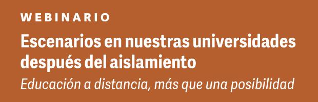 Webinario de la Red Universitaria de Educación a Distancia de Argentina