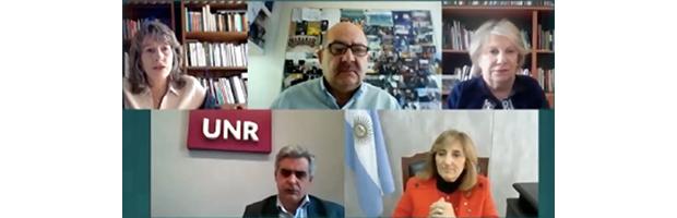 Ciclo de conversatorios «Educación superior, derechos humanos y desigualdad en tiempos de pandemia»