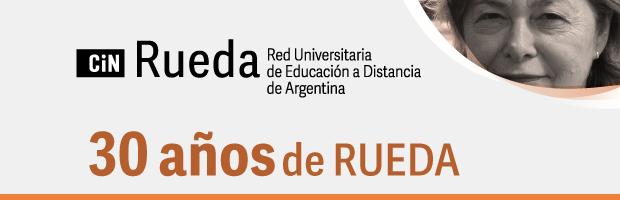 Encuentro virtual por los 30 años de la Red Universitaria de Educación a Distancia de Argentina