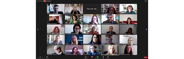 Conclusiones del encuentro virtual por los 30 años de la Rueda