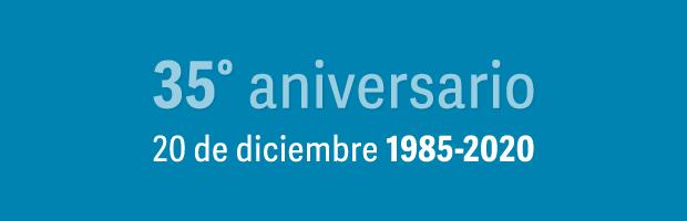 El CIN celebra su 35° aniversario