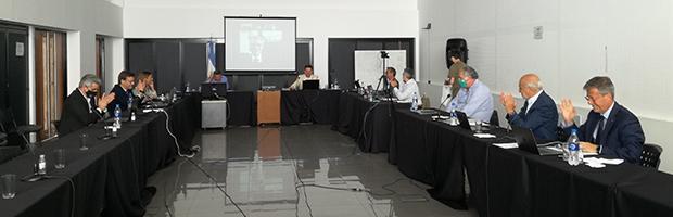 Jornada de acuerdos en un Plenario de Rectoras y Rectores extraordinario