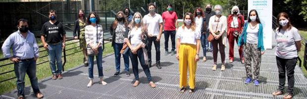 La RID integra la mesa de trabajo por la accesibilidad en los espacios de memoria de la provincia de Buenos Aires