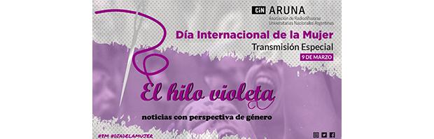 Las radios universitarias en el marco del día internacional de la mujer