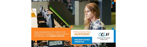 Examen CELU Digital 2021