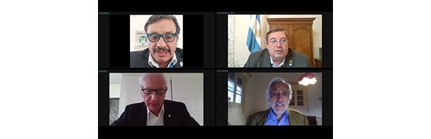 Diálogo con la Comisión de Educación de la HCDN sobre el proyecto de una nueva LES