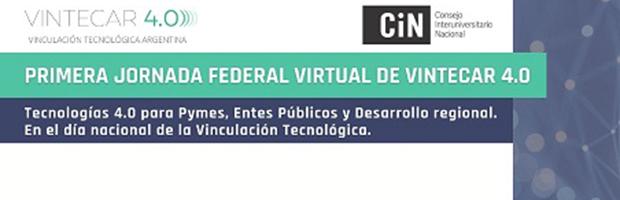 Jornada federal en el Día de la Vinculación Tecnológica con VINTECAR 4.0